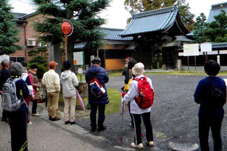 手仕事のまち歩き・旧北陸道界隈・ノスタルジックまち歩き (16)