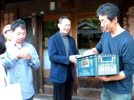 手仕事のまち歩き・片山酒造の酒蔵歩き (26)