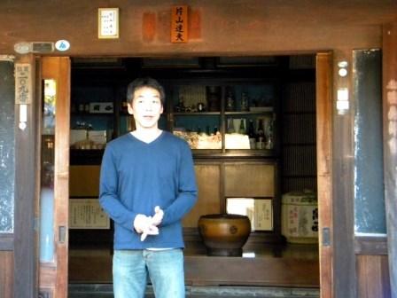 手仕事のまち歩き・片山酒造の酒蔵歩き (5)