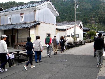手仕事のまち歩き~越前和紙の産地・今立五箇~ (10)