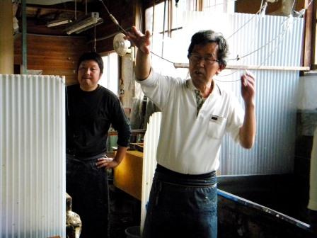 手仕事のまち歩き~越前和紙の産地・今立五箇~ (17)