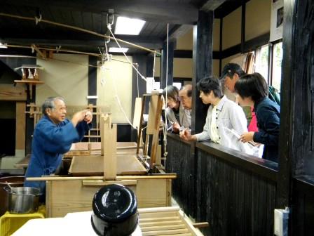 手仕事のまち歩き~越前和紙の産地・今立五箇~ (8)
